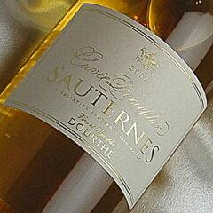 ソーテルヌ キュベ・エクセプション [2004]Sauternes Cuvee d'Exception [2004年]フランスワイ...