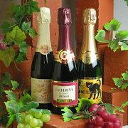 フルーティ スパークリングワイン プレゼント デザート ハーフボトルワイン