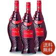 ペッシェビーノ 赤ワイン3本セット Pescevino Rosso イタリアワイン/赤ワイン/ライトボディ/750ml×3 おしゃれでかわいいデザインの魚の形のボトルのイタリアワイン! 【プレゼント ギフト お酒】【楽天 通販 販売 お酒】