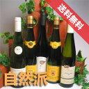 ■送料無料■辛口白ワインセット、名産地フランス・アルザス地方の自然派生産者5人の飲み比べ5本セットVer...