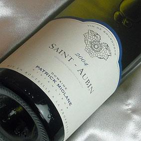 パトリック・ミオレーヌ サン・トーバン ブラン '04Saint Aubin Blanc [2004] 【Golden-wwine...
