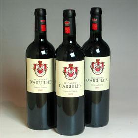 【送料無料】のボルドーワイン3本セット!【送料無料】セニョール デギーユ 3本セットSeigneu...
