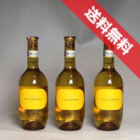 【送料無料】ヴィッラ・スパリーナ ガヴィ・ディ・ガヴィ ハーフボトル 3本セット Villa Sparina Gavi di Gavi 1/2 イタリアワイン/ピエモンテ/白ワイン/辛口/375ml×3