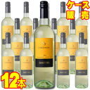 【送料無料】シャルドネ オーガニック 750ml×12本 イタリア 白ワイン モトックス ケース販売 業務用 自然派ワイン wine