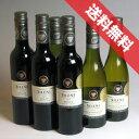 【送料無料】シレーニ セラーセレクション メルロー & ソーヴィニヨン・ブラン ハーフボトル 各3本 計6本セットSileni Estate Cellar Selection Merlot & Sauvignon Blanc ニュージーランドワイン/赤白ワイン/ミディアムボディ・辛口/375ml×6