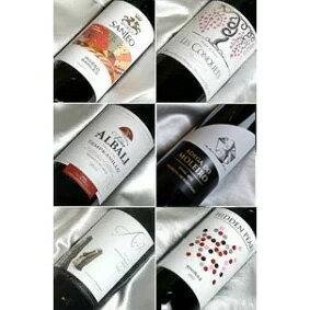 ■送料無料■ 当店の売れ筋 赤ワインばっかり飲み比べ6本セット送料込み ギフトセット・贈り物に…