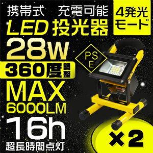 光トレーディング『新型LED投光器』