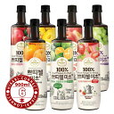 900ml x 6本【CJ】選べる 美酢 (ミチョ) 「ザクロ、パインアップル、モモ、イチゴ&ジャスミン、マスカット、カラマンシー、甘みかん」