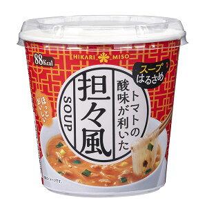 カップスープはるさめ トマト担々風×6カップ