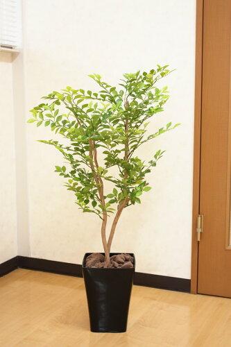 光触媒 光の楽園ゴールデンリーフ90 インテリア フェイクグリーン 人工観葉植物
