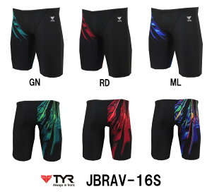 【JBRAV-16S】TYR(ティア) メンズトレーニング水着 BRAVOS(ブラボス) メン…