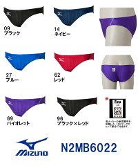 【N2MB6022】MIZUNO(ミズノ) メンズ競泳用水着 Stream Aqucela ソ…