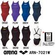 【ARN-7021W】ARENA(アリーナ) レディース競泳水着 X-PYTHON 2 リミック(クロスバック)[競泳水着/女性用/ハイレグ/FINA承認]