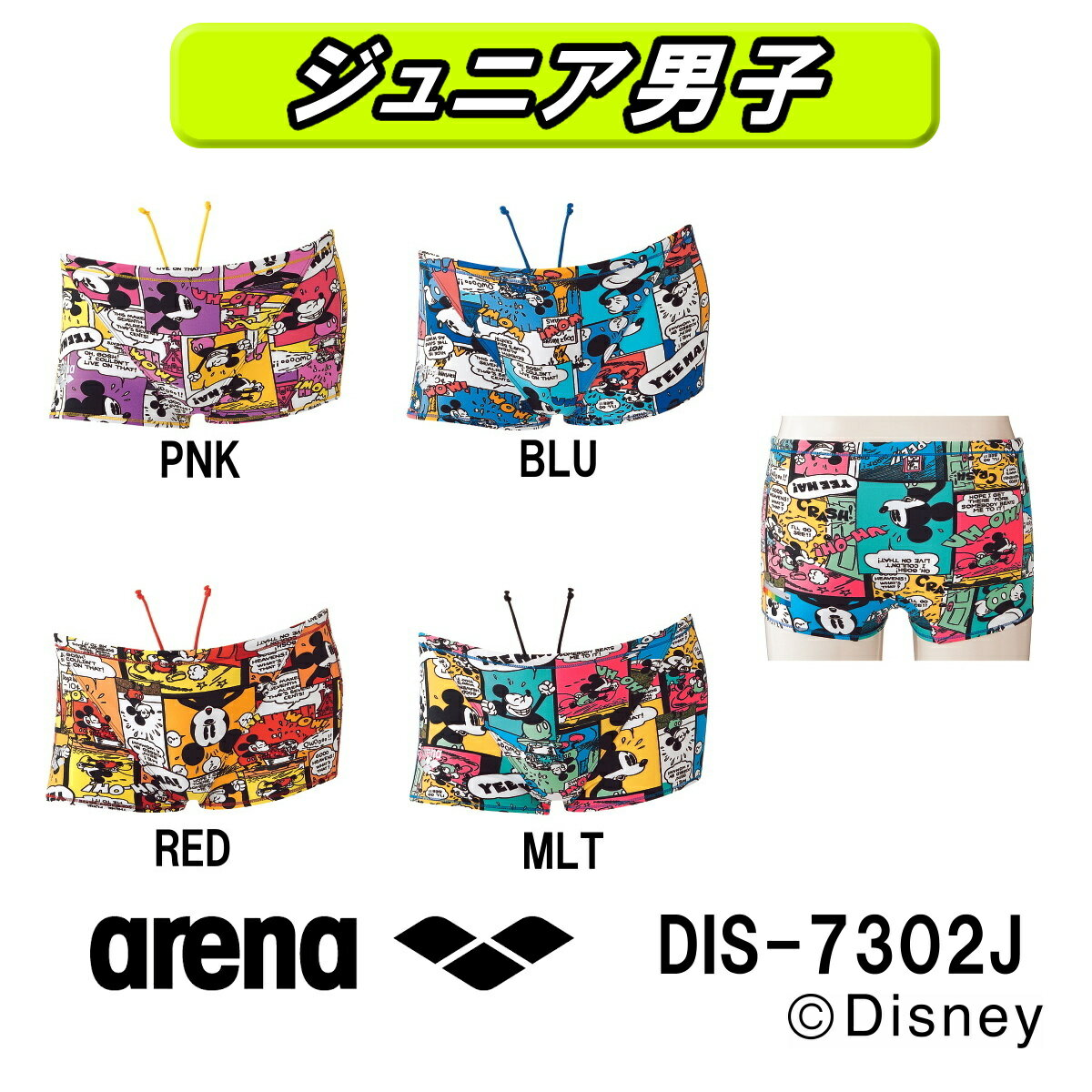 【DIS-7302J】ARENA(アリーナ)