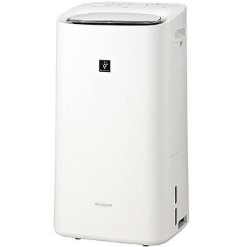 SHARP除加湿空気清浄機プラズマクラスター25000ホワイトKI-LD50-W