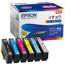 EPSON インクカートリッジ 純正 イチョウ(6色パック)カラリオプリンター用 ITH6CL