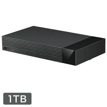 BUFFALO(バッファロー)『外付けHDD HDV-LLD1U3BA/D』