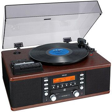 コンポ用拡張ユニット, レコードプレーヤー TEAC CD LP-R520-WA