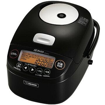 象印マホービン 圧力IH炊飯器 極め炊き 5.5合炊き ブラック NP-BJ10-BA