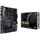 ASUS AMD AM4 X570 ATXゲーム用マザーボー...