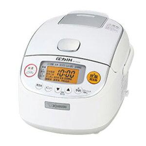 象印マホービン 圧力IH炊飯器 極め炊き 3合炊き ホワイト NP-RM05-WA