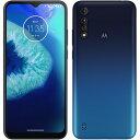 【期間限定エントリーでP5倍】 Motorola moto g8 power lite 4GB/64GB ロイヤルブルー PAKB0002JP