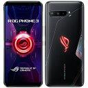 ASUS ROG Phone 3 12GB ブラックグレア ZS661KS-BK512R12
