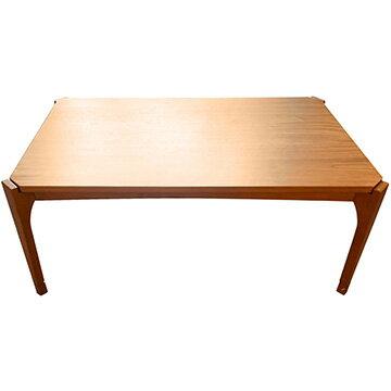 関家具 【くらしとオリジナル】ウォールナット柄 センターテーブルとしてオールシーズン使えるこたつ 1050×650mm 305480