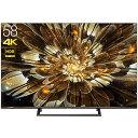 Hisense 58V型4K液晶TV BS/