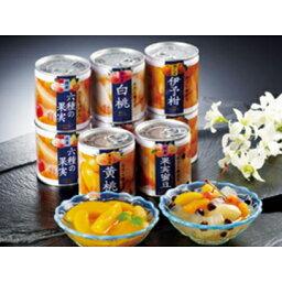 国産フルーツ&みつ豆 缶詰 13000387