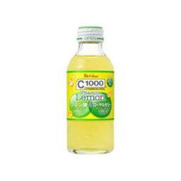 ハウスWF C1000ビタミン レモンクエン酸 140mL x 6個