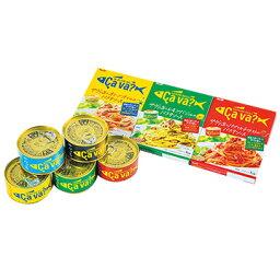 岩手県産 サヴァ缶とパスタソース