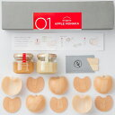 大野農園株式会社 APPLE MONAKA りんご餡とチーズ餡の最中 10枚(2種×各5個)