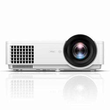 BenQ DLP短焦点レーザー光源プロジェクター WXGA 3600lm LW820ST