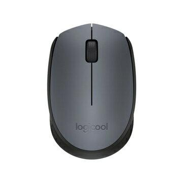 ロジクール ワイヤレスマウス グレー M171GR