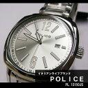 メンズ腕時計 シンプル 腕時計 ポリス POLICE クリス...