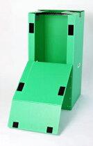 【送料無料】【日本製】プラダンハンガーボックス1枚入り引越用品/引越資材/梱包用品/梱包資材/養生用品