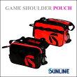 【あす楽対応】サンラインGAMEショルダーポーチSFP-0152SUNLINEGAMESHOULDERPOUCHSFP0152釣り具フィッシング収納バッグバスフィッシングライトゲーム