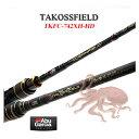 【送料無料】【あす楽対応】1411973 アブガルシア タコスフィールド TKFC-742XH-HD Abu Garcia TAKOSSFIELD TKFC-742XH-HD釣り具…