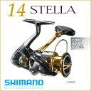 【送料無料】【お取り寄せ商品】シマノ リール 14 ステラ (14ステラ) C3000HGSHIMANO REEL 14 STELLA C3000HGフィッシング 釣り具 …
