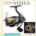 032386 シマノ NEWステラ(14ステラ) 1000PGSSHIMANO NEW STELLA (14STELLA) 1000PGSフィッシング 釣り具 スピニングリール フレッシ…