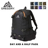 GREGORY グレゴリー バックパック DAY AND A HALF PACK デイアンドハーフパック 651524248 651470440 651530511 651480483 651501041 651501888 658704631 651504870 651504871 732924873 732924872 33L GRE65951