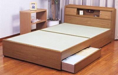 日本製畳ベッドの決定版セミダブル::画像2