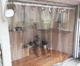 天井吊り下げ式高透明ビニールパーティションハトメ加工コロナウイルス飛沫感染防止対策サイズ選べます防炎 kkkez アクリル板に代わる素材
