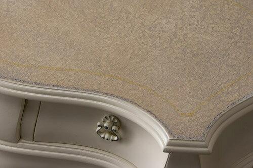 シンデレラ机&チェアー:::姫系インテリアロココ調ホワイトクラシックヨーロピアンロマンティック家具:画像3