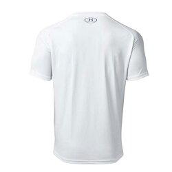 アンダーアーマー 野球ウェア 半袖Tシャツ メンズ UAテックテキストTシャツ ベースボール Tシャツ MEN 1331506-100 UNDER ARMOUR bb