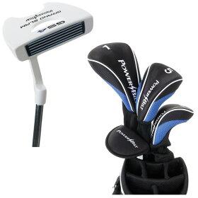 パワービルト(POWERBILT)ゴルフセットクラブ(メンズ)POWERBILTMセット