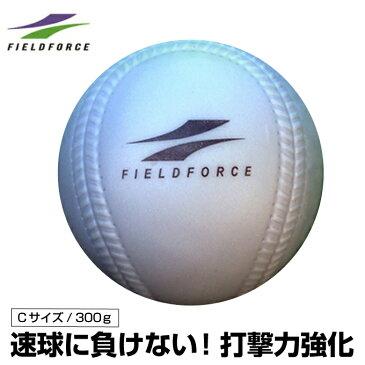 【沖縄県内(離島含)3,240円以上購入で送料無料】フィールドフォース(FIELDFORCE) 野球 トレーニングボール インパクトパワーボール(Cサイズ 300g) FIMP-680C