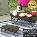【期間限定 500円OFFクーポン発行中】ビジョンピークス(VISION PEAKS) アウトドアテーブル 小型テーブル ミニスリムテーブル VP160402D01 rkt
