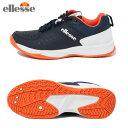 エレッセ(ellesse) ウィメンズ ECFアドバンスコート2 AC (ECF ADVANCE COURT2 AC) EFT9100 テニスシューズ オールコート レディース